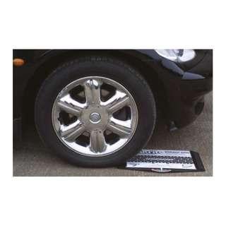 SST48 Portable Car wheel Side Slip Tester