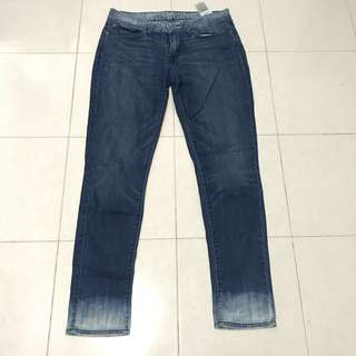 Levi's Slight Curve Modern Rise