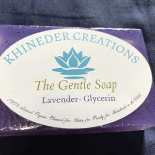 Chemical Free Face & Body soap