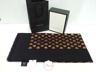 Authentic BNIB Gucci Ltd Edition Shawl {{ Only For Sale }} ** No Trade ** {{ Fixed Price Non-Neg }} ** 定价 **