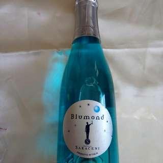Blumond italy blue sparking water 375ml