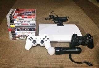 PS3 Slim 500 GB
