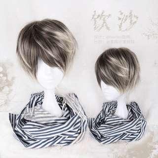 PREORDER Harajuku Lolita Casual Wig 《饮沙》