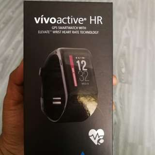 Vivoactive HR