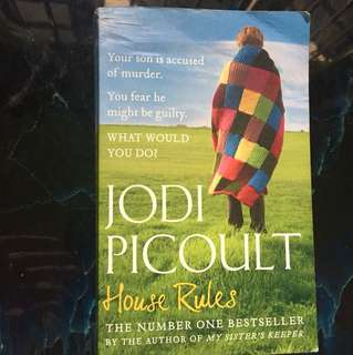 Jodi Picoult's House Rules