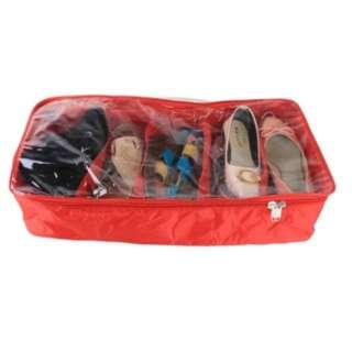 Tempat sepatu/Shoe organizer sekat 5
