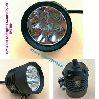 40W 4Led Bulb Sportlight