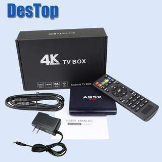 Genuine A95X R1 S905W Android 7.1 tv box media player 1GB RAM 8GB ROM set top box
