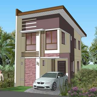 Ready For Occupancy Duplex House and lot in House and lot