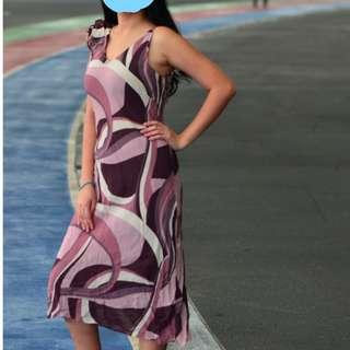 INSTOCK Melange long Dress