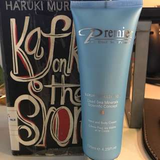 Dead Sea Premier Hand and Body Cream