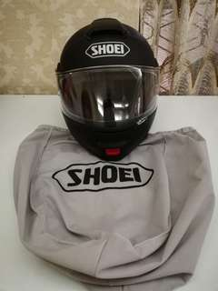 Shoei Helmet Neotec Matt Black