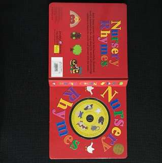 Nursery Rhymes w CD