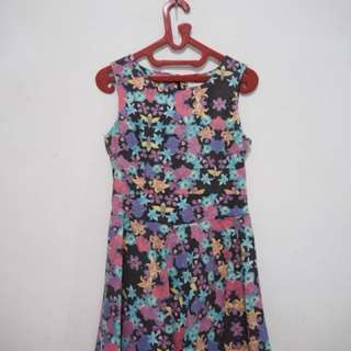 Gowigasa floral dress