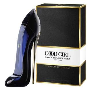 Carolina Herrera Good Girl EDP for Women (50ml/80ml/Tester) CH GoodGirl Black