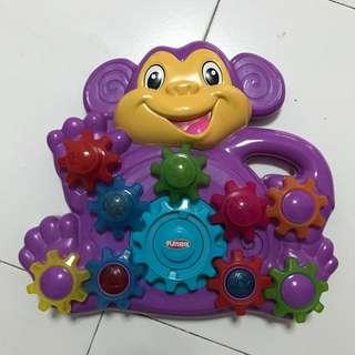Playskool monkey