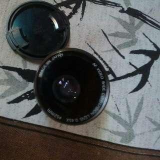 SWAP OK/Video wide conversion lens