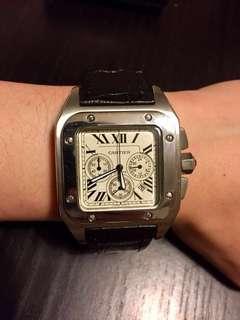 石英計時手錶