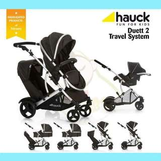 Hauck Duett 2 Travel System