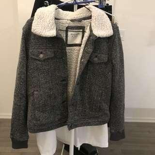 AF grey coat