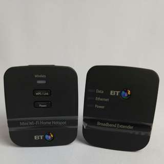 BT Mini WiFi Home Hotspot 500 Kit