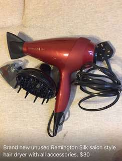Remington Silk Salon Style Hair dryer