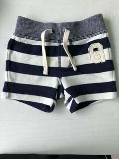 Gap stripe short