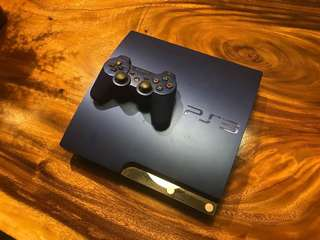 Sony Play Station 3 160GB GT special version