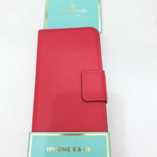 Kate Spade iPhone 6/6s Case/cover