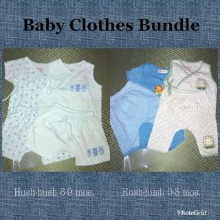 Preloved Baby Clothes Bundle