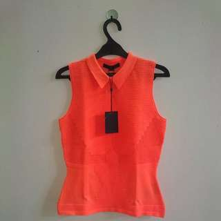 SLEEVELESS TOP ALEXANDER WANG
