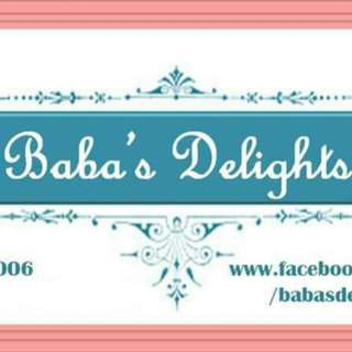 Baba's Delights Custom Cakes and Goodies