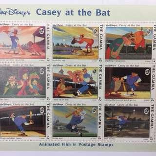 Walt Disney's 動畫電影珍藏郵票集