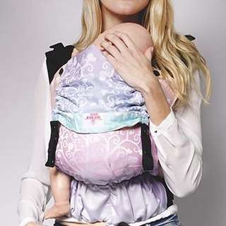 Kokadi Baby Carrier Flip Z Marie in Wunderland with Drool Pads