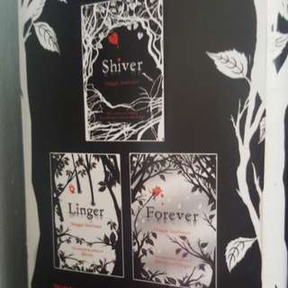 Shiver triology