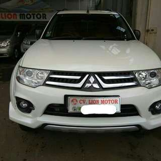 Pajero sp exceed at 2014