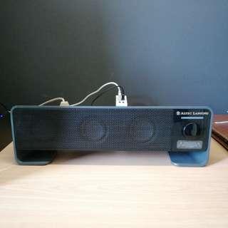 Altec Lansing FX3020 soundbar speaker