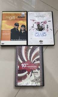Amway recognition Dvd all for $5