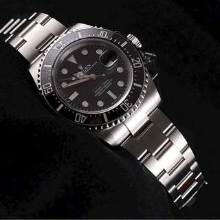 Rolex Seadweller RED 126600 43MM 60th Anniversary