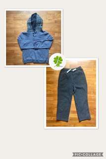 Winter Set Branded Jumper + Pants