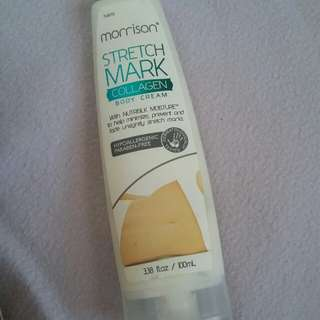 Morrison Stretch Mark Body Cream