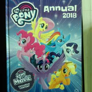 Little Pony annual 2018