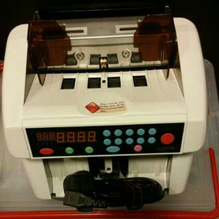 Cash Counter Machine ( Used )