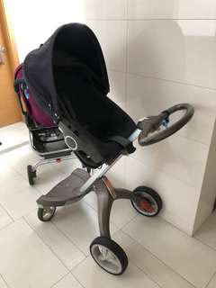 Stroller stokke for sell