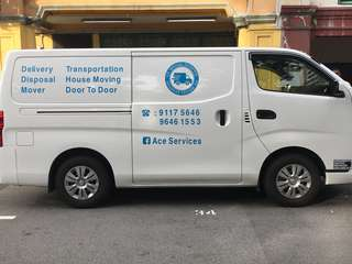 Mover And Van Delivery
