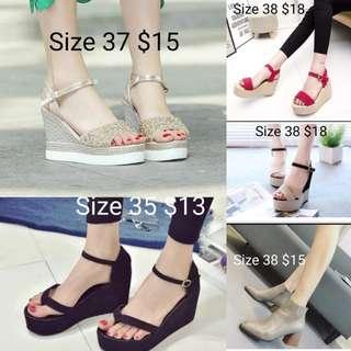 INSTOCK Women's Wedges / Heels
