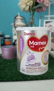 Hypoallergenic Mamex HA