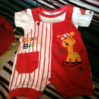 Set jumper bayi