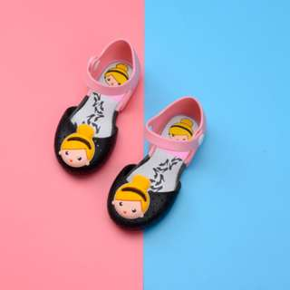 Korean Style Little Girl Pump Jelly Shoe