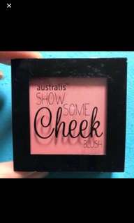 Brand New Australis Cheek Blusher (Fame)